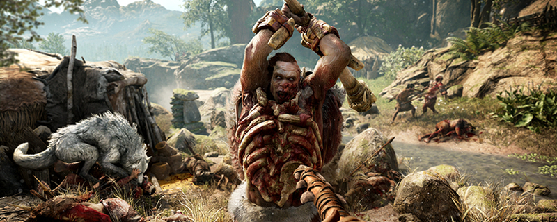 Far Cry Primal To Receive A 4K Texture Pack And Survivor