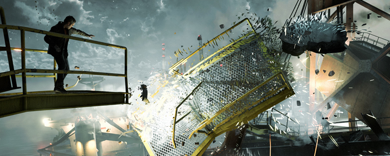 There will be no Pre-Launch Reviews for Quantum Break on PC