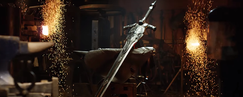 Man at Arm forge the Great Sword of Artorias | OC3D News