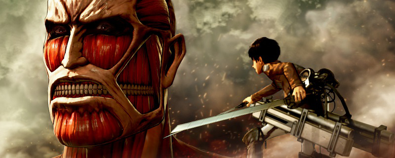 Attack on Titan Officially Announced For The PC