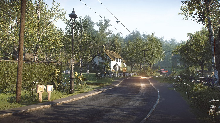 Everybody's Gone to the Rapture PC System Requirements