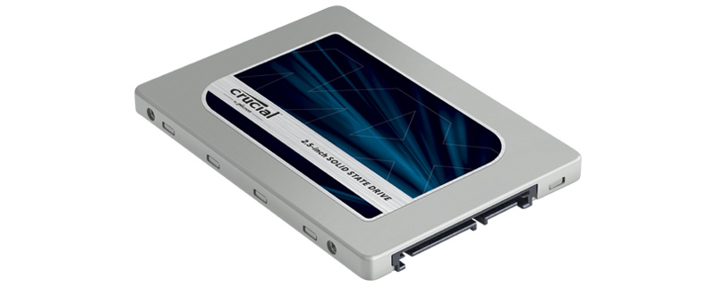 Crucial will be releasing an MX300 SSD with 3D NAND this month