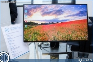 Dell Showcases 43inch P4317Q 4K Monitor