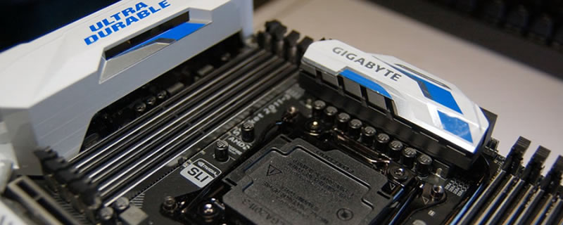 Gigabyte show off upcoming X99 motherboards