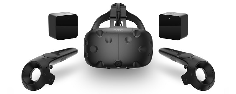 The HTC Vive is easier to repair than the Oculus Rift
