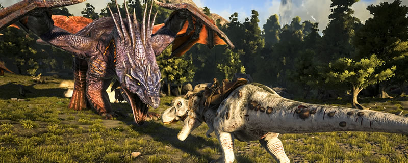 Ark Survival Evolved has been Delayed until Fall 2016