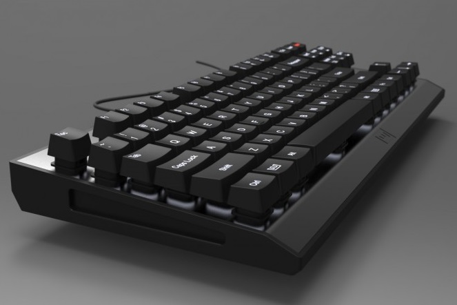 The WOOTING One Analog Mechanical Keyboard will hit Kickstarter in May