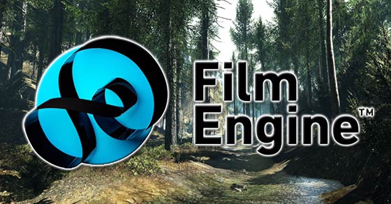 CryEngine will be used to create the Film Engine real-time movie renderer