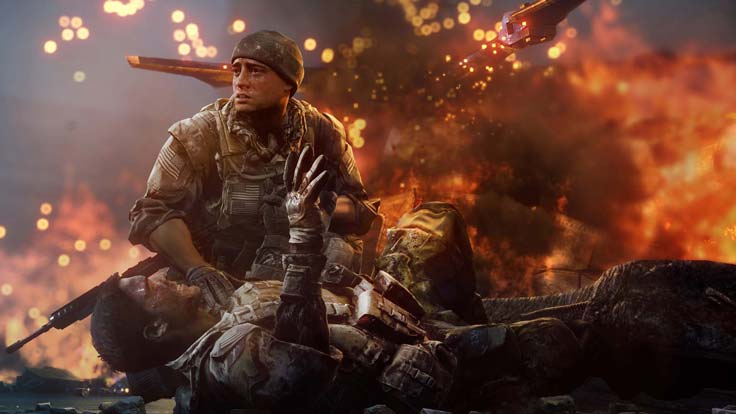 DICE is giving away Free Battlefield 4 and Battlefield Hardline DLC