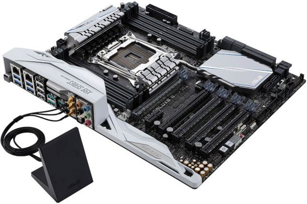 ASUS X99 Refresh lineup revealed