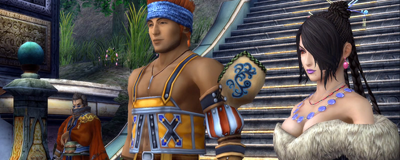 Final Fantasy X/X-2 HD Remaster 60FPS mod is in the works
