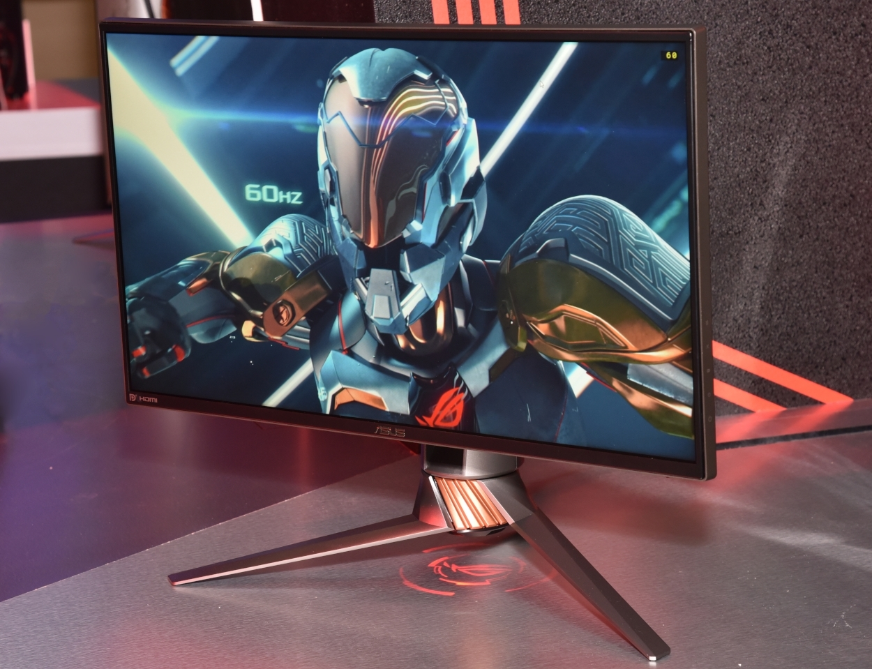 ASUS reveal their ROG Swift PG258Q 240Hz gaming monitor | OC3D News