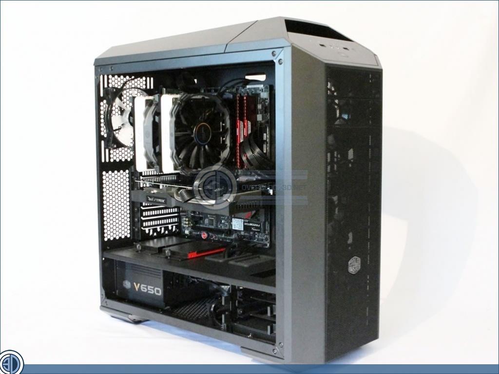 Cpu Air Cooler : Cpu air cooler mega test cryorig r universal cases