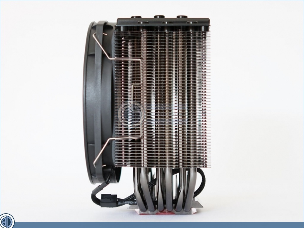Cpu Air Cooler : Cpu air cooler mega test bequiet dark rock cases