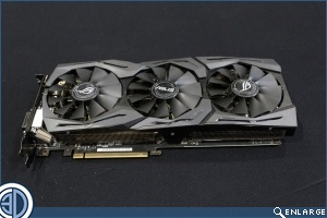 ASUS GTX 1080 Strix Review