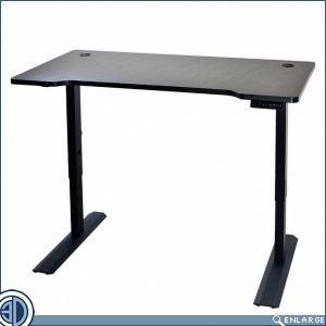 Lian Li announce their DK-12 height adjustable desk