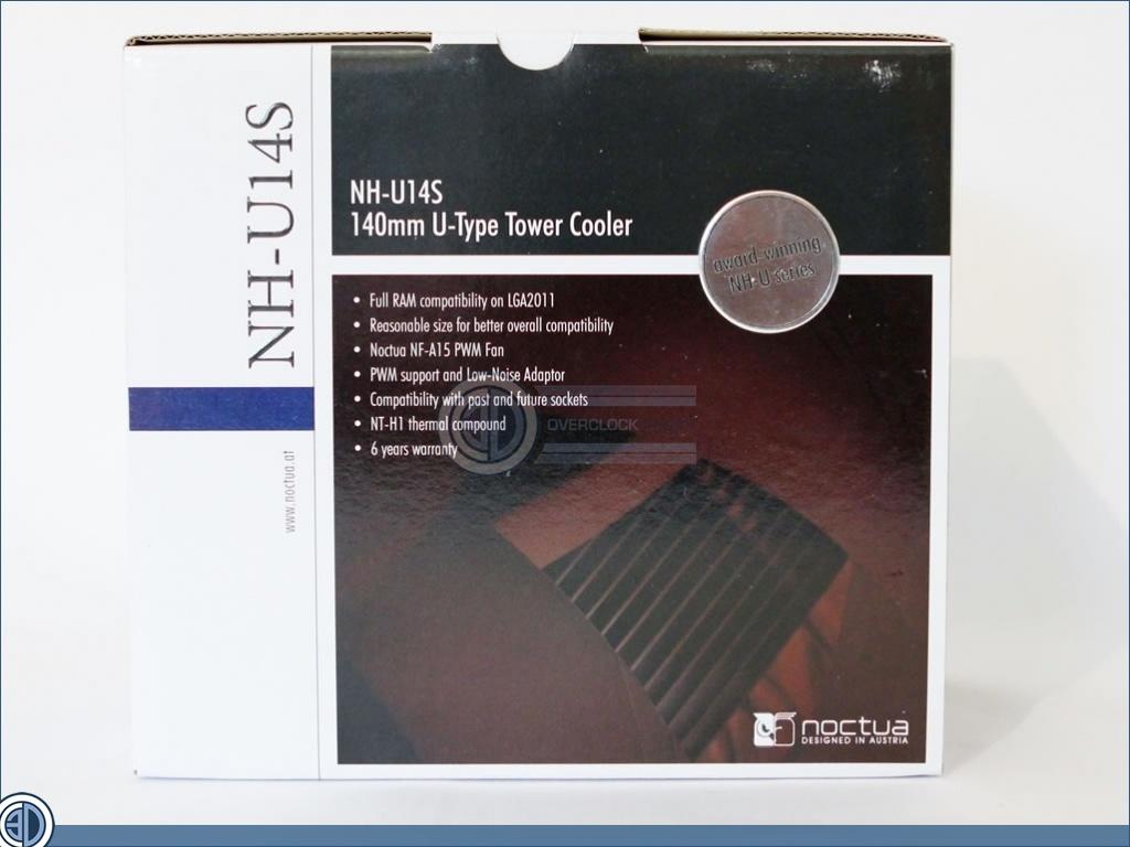 Cpu Air Cooler Mega Test Noctua Nh U14s Cases Cooling Oc3d
