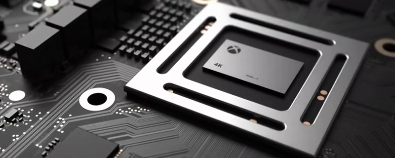 Project Scorpio will be 4.5x more powerful than the Xbox One