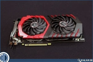 MSI GTX 1070 Gaming X Review