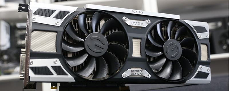 EVGA GTX 1070 SC Gaming ACX 3 0 Preview | EVGA GTX 1070 SC