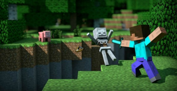 The Minecraft Movie will come in 2019