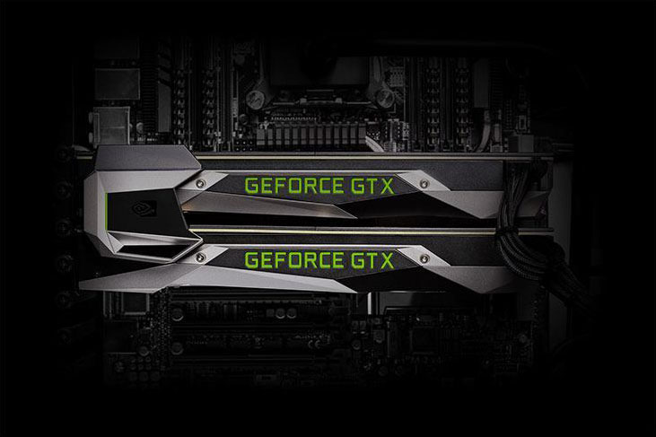 Nvidia's HB SLI bridge is now available on the Nvidia storefront