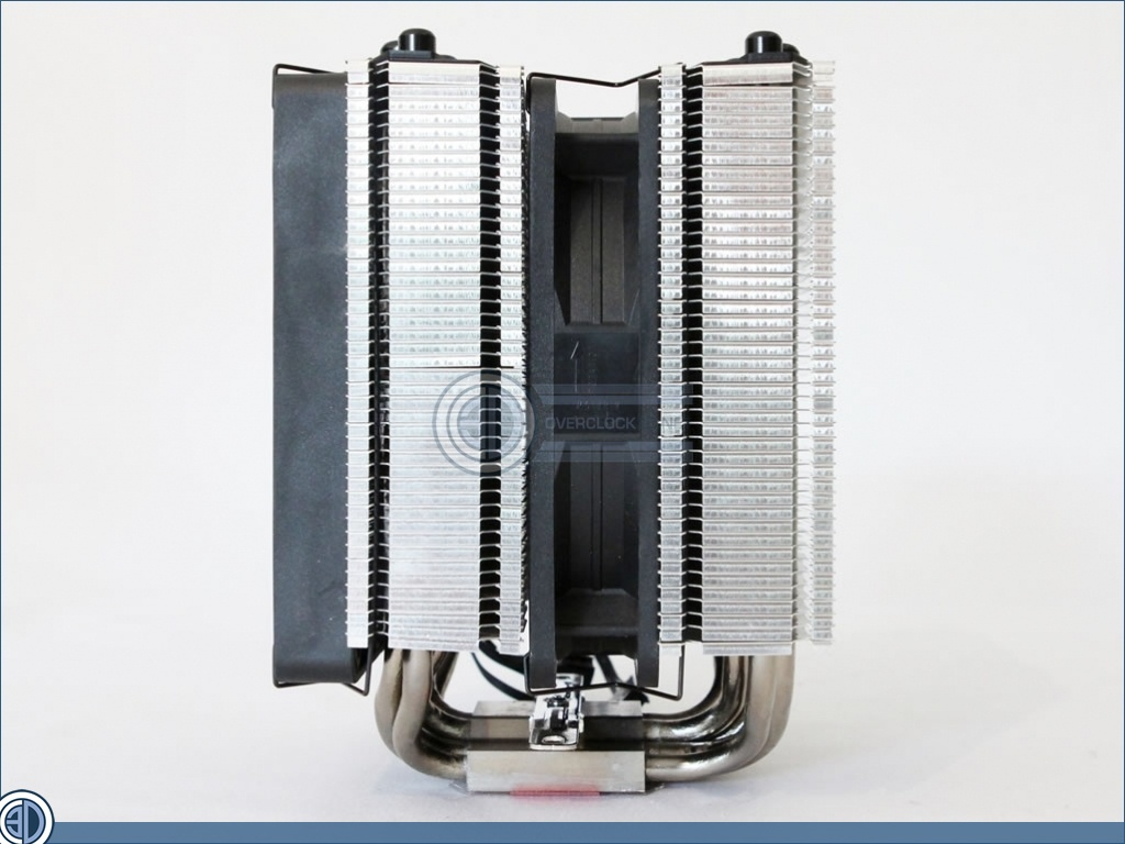 Cpu Air Cooler : Cpu air cooler mega test gelid the black edition cases