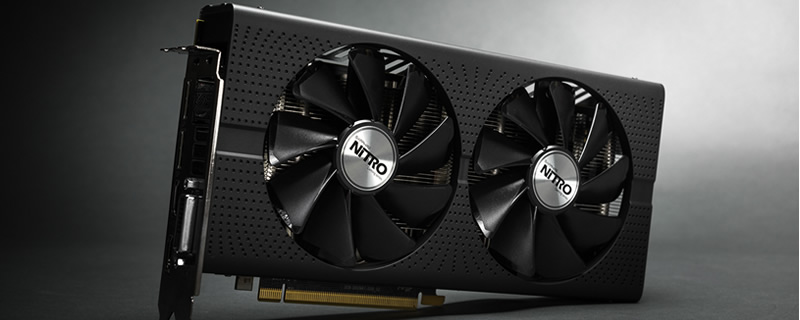 The Sapphire RX 480 will have replaceable fans
