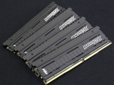 Crucial Ballistix Tactical and Elite DDR4 Memory