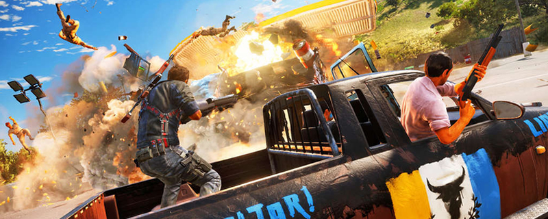 Just Cause 3's Multiplayer Mod has made significant progress