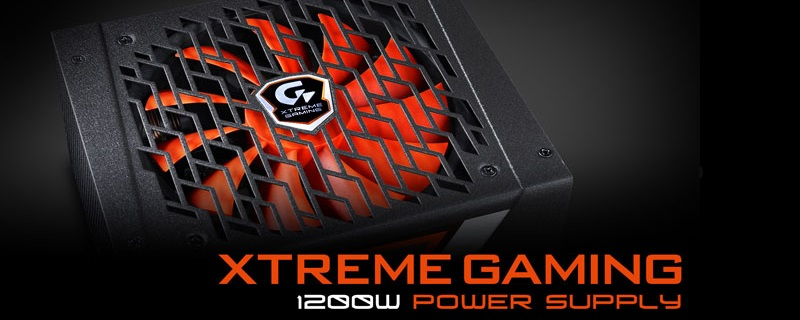 Gigabyte releases their XTREME GAMING XP1200M power supply
