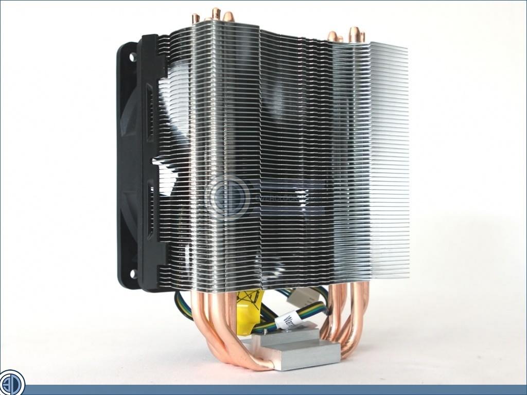 Cpu Air Cooler : Cpu air cooler mega test coolermaster hyper cases