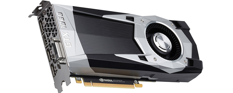 Nvidia confirms the MSRP of the GTX 1060 outside the US