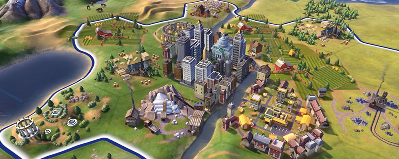 Civilization VI will support DirectX 12, explicit Multi-GPU and Async Compute