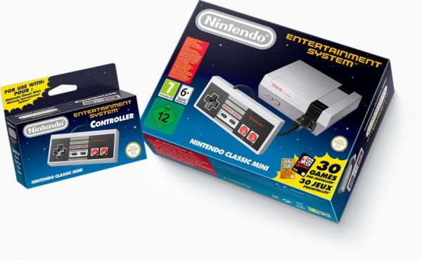 Nintendo will be releasing a miniature NES this year for $59.99