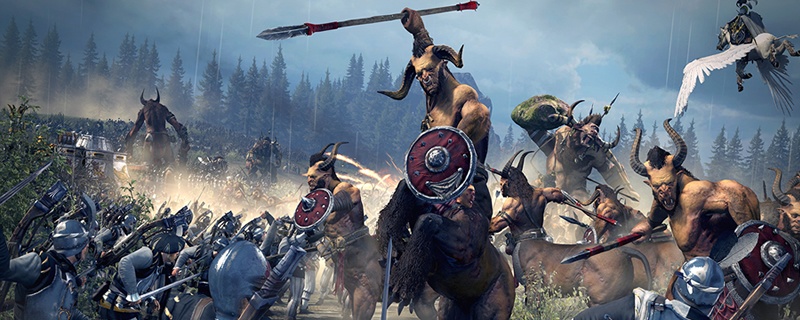 Creative Assembly announce their Call of the Beastmen DLC for Total War Warhammer