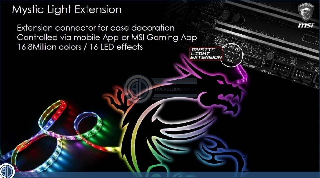 MSI Z170A MPOWER Gaming Titanium Preview | Technology | CPU