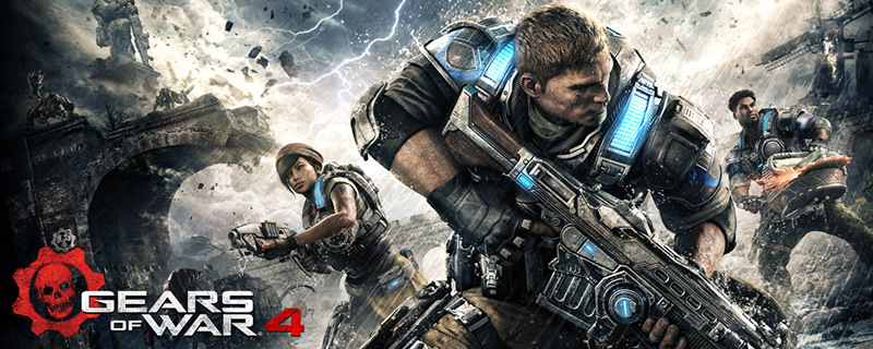 Gears of War 4 will be coming to PC on October 11th