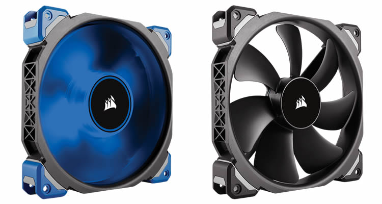 Corsair Maglev ML120 and ML140 Review
