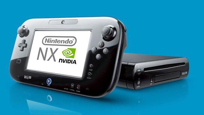 The Nintendo NX will reportedly use a Nvidia Tegra SoC