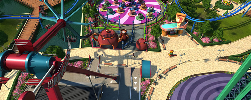 Planet Coaster will be coming to Steam Exclusively on August 23rd