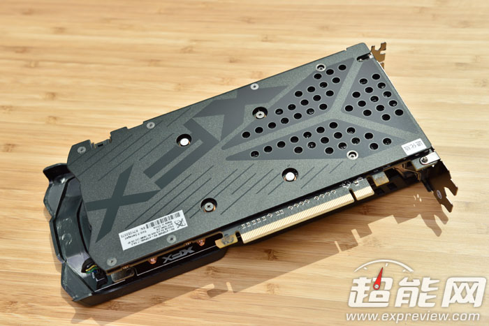 XFX's RX 470 Double Dissipation has been pictured