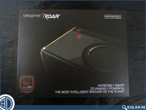 Creative Sound Blaster iRoar Pro Review