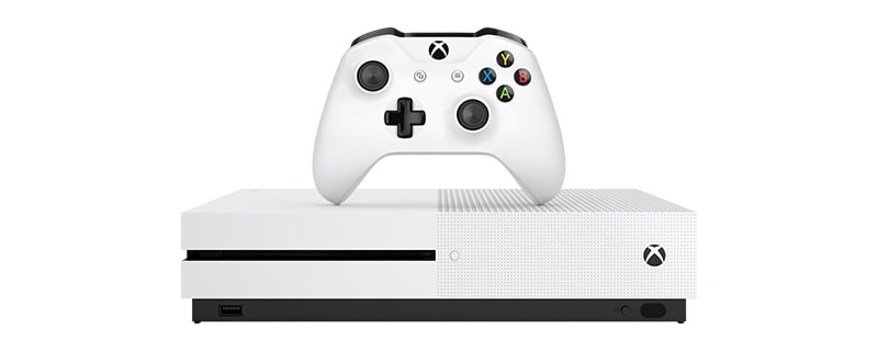 Microsoft's Xbox One S will come with a factory overclock