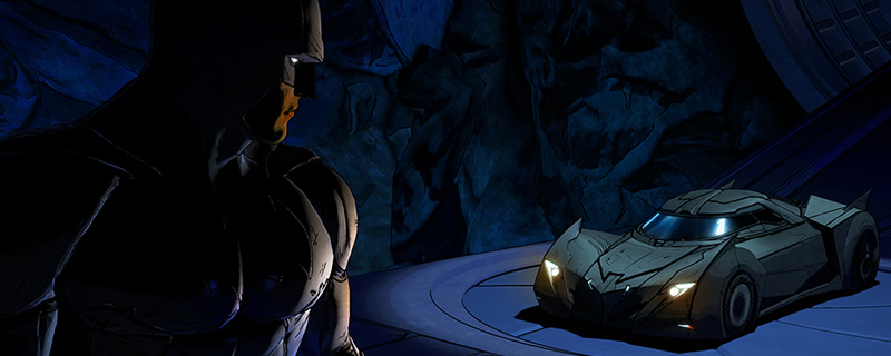 Batman: The Telltale Series receives its first PC patch