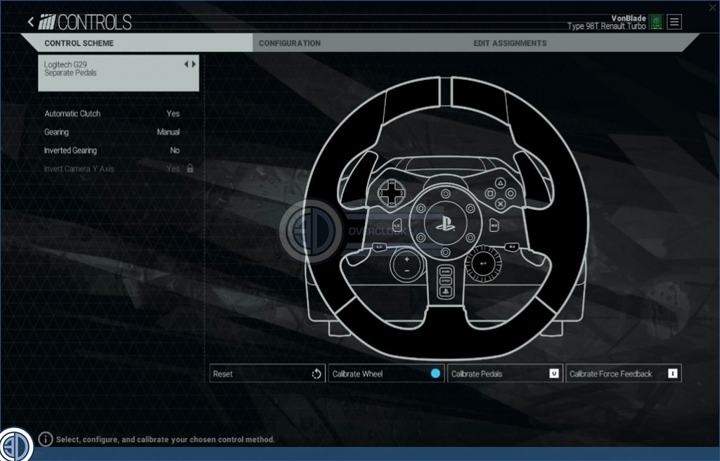 Logitech G29 Racing Wheel Review | Project Cars | Input Devices