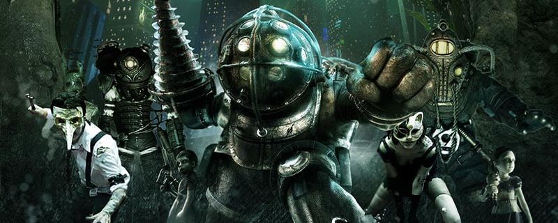 2K showcases the improved visuals in Bioshock's remaster