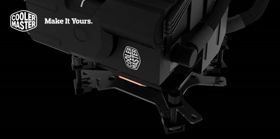 Cooler Master tease an AIO Air Cooler Hybrid