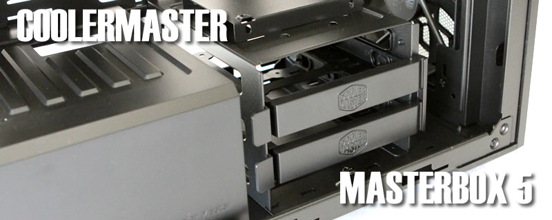 CoolerMaster MasterBox 5 Review