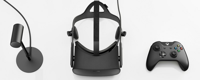 The Oculus Rift will reach UK Retailers next month